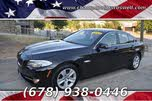 2013 BMW 5 Series 528i xDrive Sedan AWD