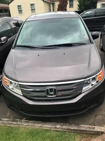2013 Honda Odyssey EX-L FWD with Navigation