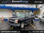 2005 Chevrolet Silverado 1500 Work Truck Extended Cab LB 4WD