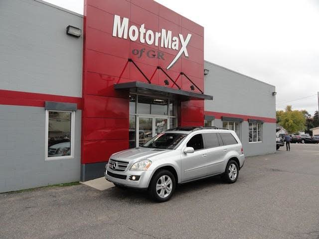 Used 2008 Mercedes-Benz GL-Class GL 320 CDI for Sale (with ...