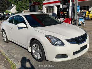 Used Nissan Altima For Sale >> Used Nissan Altima Coupe For Sale In Worcester Ma Cargurus