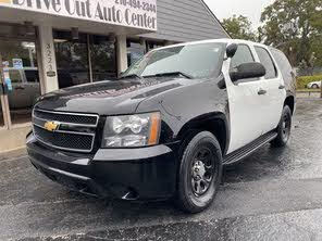 Used Police Tahoes For Sale >> 2012 Chevrolet Tahoe Police Rwd