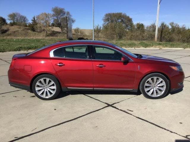 2014 Lincoln MKS EcoBoost AWD