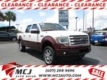 2013 Ford F-150 King Ranch SuperCrew