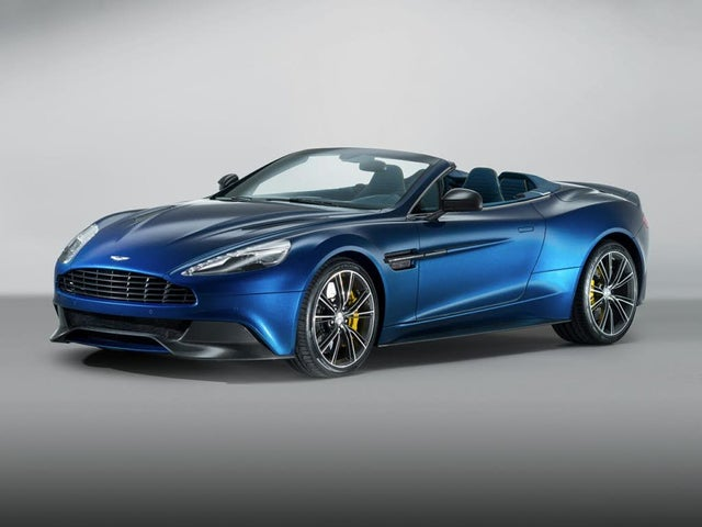 Used 2017 Aston Martin Vanquish Volante Convertible Rwd For Sale Right Now Cargurus
