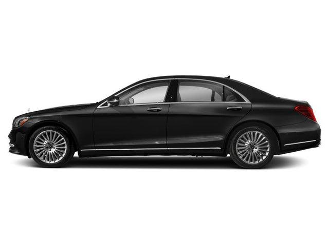 2020 Mercedes-Benz S-Class S 560 4MATIC Sedan AWD