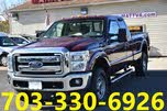 2012 Ford F-350 Super Duty Lariat SuperCab LB 4WD