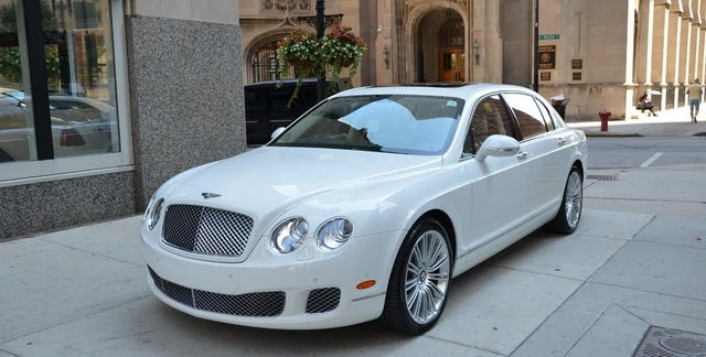 2010 Bentley Continental Flying Spur Speed AWD