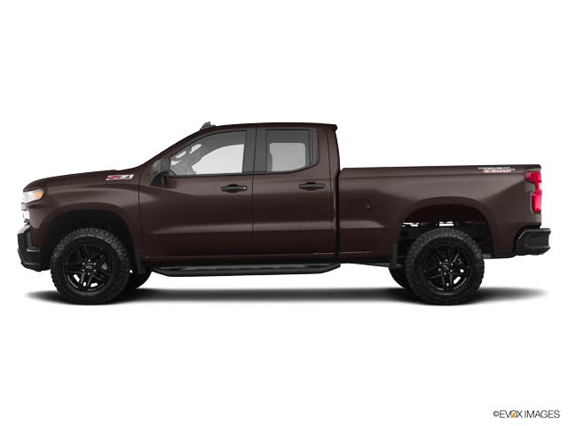 2019 Chevrolet Silverado 1500 Custom Trail Boss Double Cab 4WD