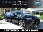 2017 Lexus GS 200t F Sport RWD