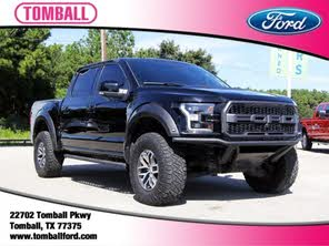 2017 Ford Raptor For Sale >> Used Ford F 150 Svt Raptor For Sale In Spring Tx Cargurus
