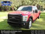 2015 Ford F-250 Super Duty XLT Crew Cab
