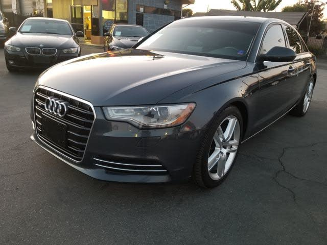 2014 Audi A6 2.0T quattro Premium Plus Sedan AWD