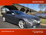 2012 BMW 6 Series 650i Coupe RWD