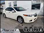 2011 Acura TSX Sedan FWD with Premium Package