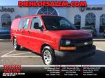 2012 Chevrolet Express Cargo 1500 AWD
