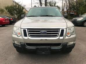 2007 Ford Explorer Sport Trac >> 2007 Ford Explorer Sport Trac Xlt 4wd