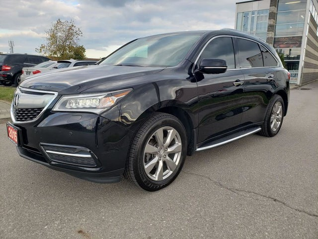 2015 Acura MDX SH-AWD with Elite Package