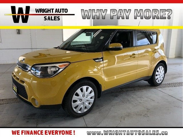 2016 Kia Soul EX Plus ECO