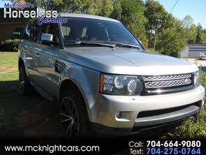 2013 Range Rover Sport For Sale >> 2013 Land Rover Range Rover Sport Hse Lux