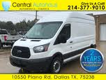2018 Ford Transit Cargo 250 3dr LWB High Roof Cargo Van w/Sliding Passenger Side Door