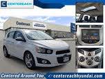 2013 Chevrolet Sonic LTZ Hatchback FWD