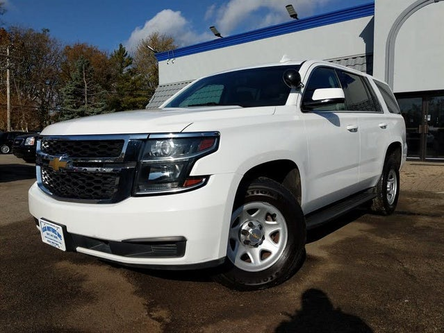 2015 Chevrolet Tahoe Special Service 4WD