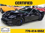2011 Chevrolet Corvette ZR1 3ZR Coupe RWD