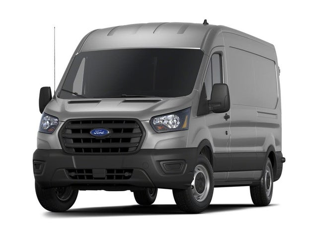 2020 Ford Transit Crew 350 Low Roof RWD with Sliding Passenger-Side Door