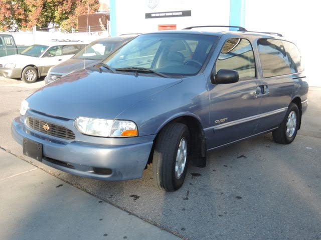 Other Car Manuals 98 1998 Nissan Quest owners manual Vehicle Parts ...