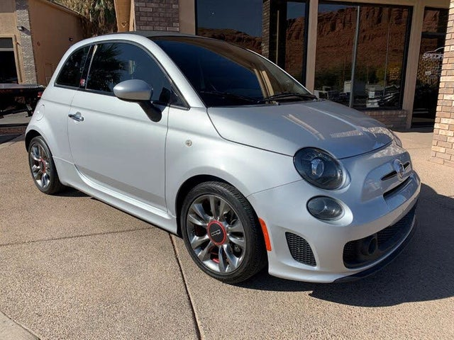 2014 FIAT 500 GQ Edition Convertible