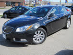 2012 Buick Regal eAssist Sedan FWD with Leather