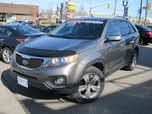 2012 Kia Sorento EX V6 Luxury AWD