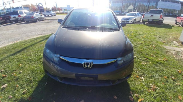 2009 Honda Civic Sport