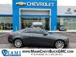 2016 Cadillac ATS Coupe 3.6L Luxury AWD