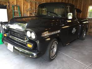 1958 Chevy Apache For Sale >> 1959 Chevrolet Apache