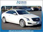 2016 Cadillac ATS Coupe 2.0T AWD