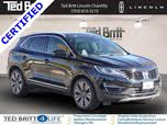 2016 Lincoln MKC Black Label FWD