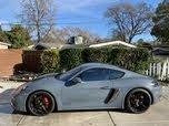 2018 Porsche 718 Cayman GTS RWD