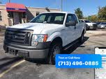 2012 Ford F-150 XL SuperCab 4WD
