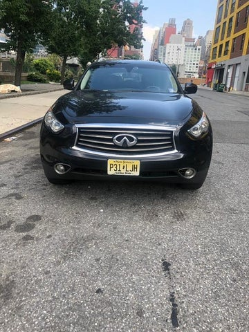 2013 INFINITI FX37 Limited Edition AWD