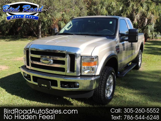 2009 Ford F-250 Super Duty FX4 SuperCab 4WD