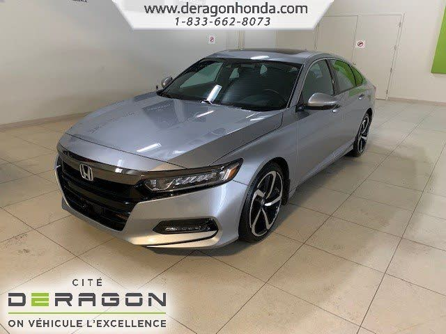 2018 Honda Accord 1.5T Sport FWD
