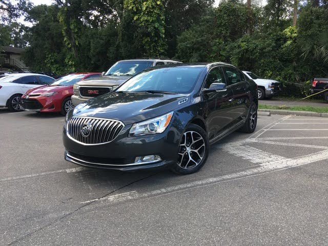 2016 Buick LaCrosse Sport Touring FWD