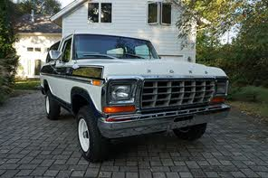 Used Ford Bronco >> 1979 Ford Bronco