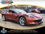 2015 Chevrolet Corvette Stingray 2LT Coupe RWD
