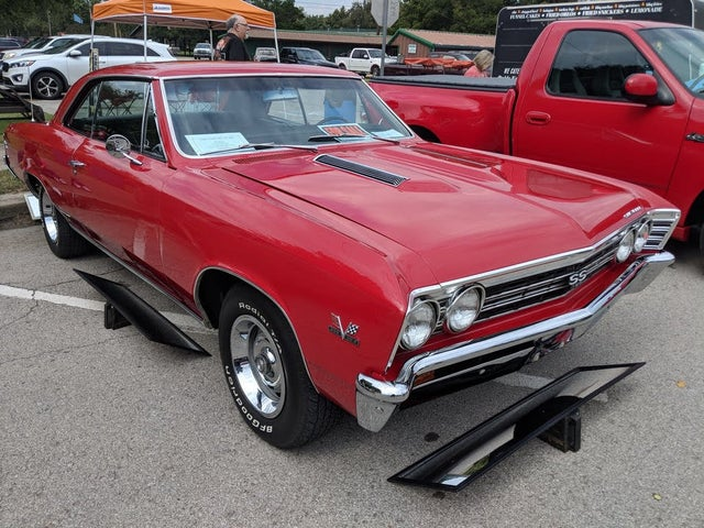 1967 Chevrolet Chevelle SS Hardtop Coupe RWD