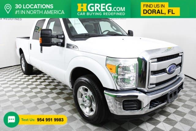 2016 Ford F-250 Super Duty XLT Crew Cab LB