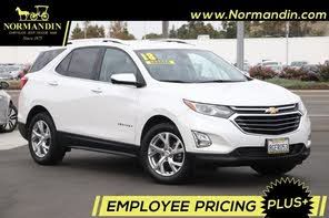 Equinox San Jose >> Used 2018 Chevrolet Equinox 1 5t Premier Awd For Sale With