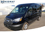 2019 Ford Transit Passenger 350 XL LWB RWD with Sliding Passenger-Side Door